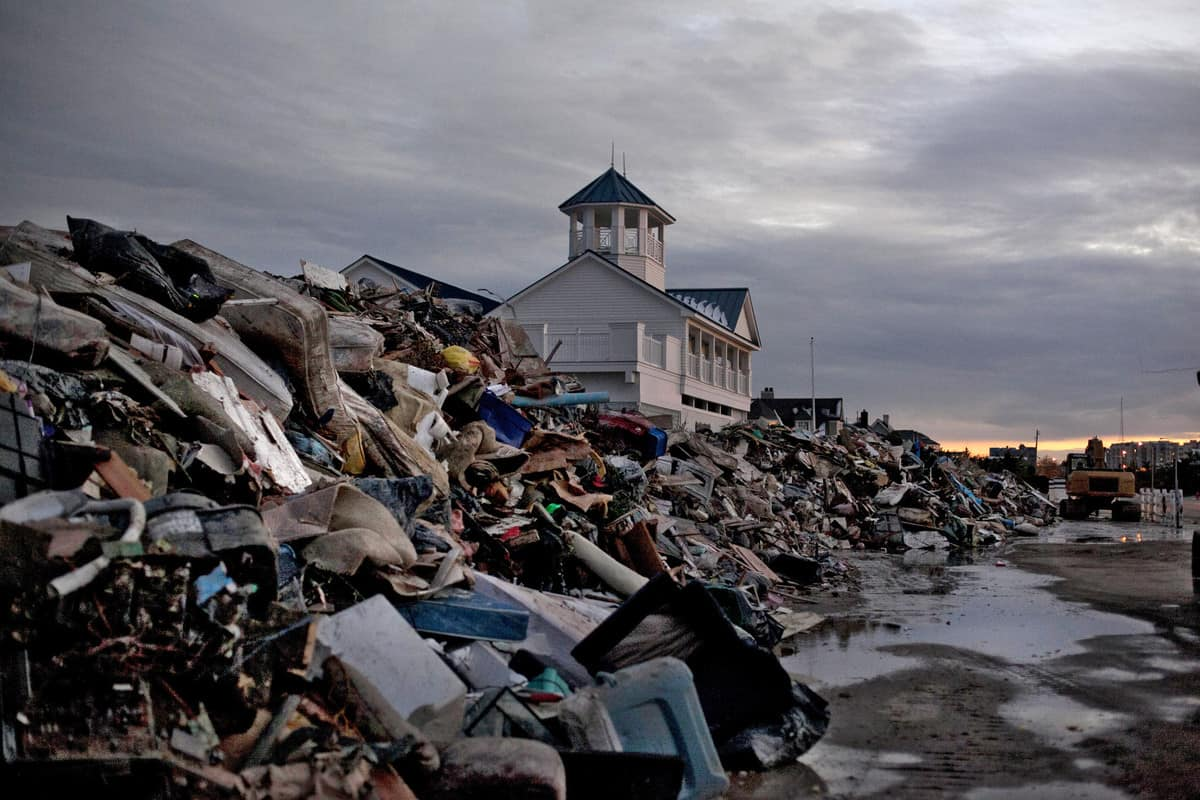 How We Should Rebuild And Protect My Community, Post-Sandy